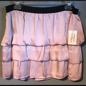 Guess pink skirt